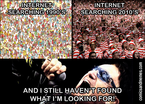 internet search meme