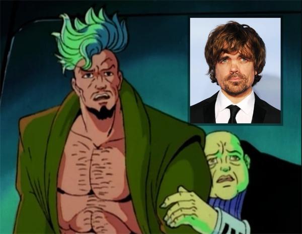 Peter Dinklage as Trevor Fitzroy X-Men