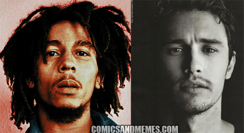 James Franco as Bob Marley 03