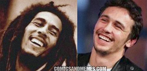 James Franco as Bob Marley 04
