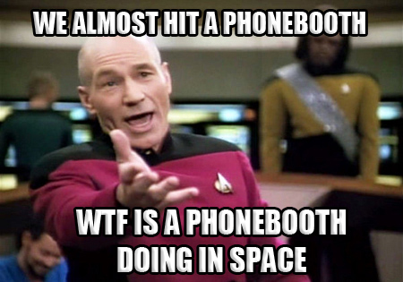 WTF memes phonebooth