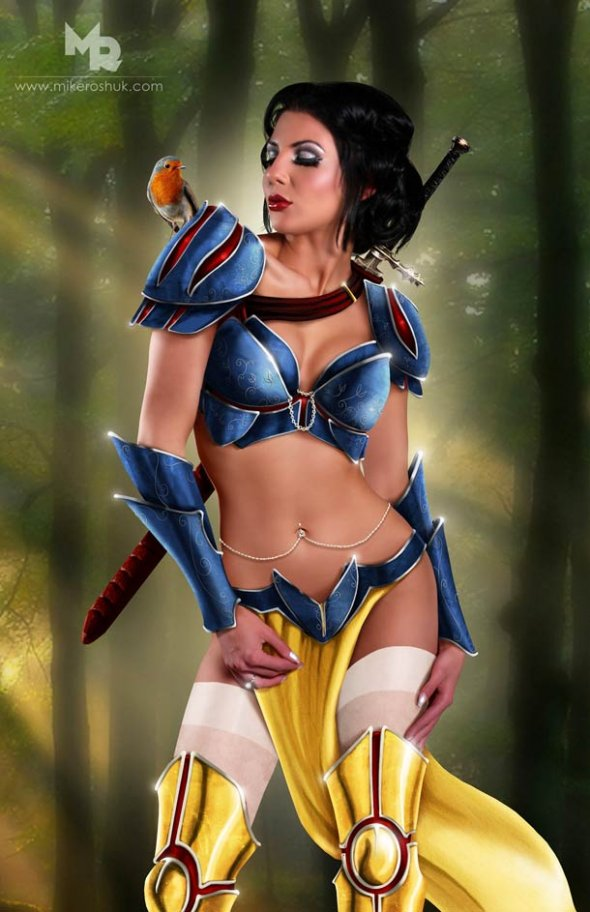 Sexy Disney Princess Snow White