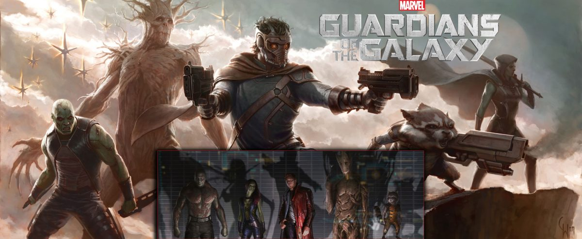 Who are Guardians of the Galaxy