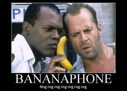 die hard banana phone bruce willis samual l jackson