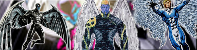 archangel in x-men movies