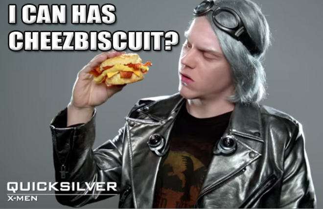 i can has cheezburger biscuit quicklsilver comic meme