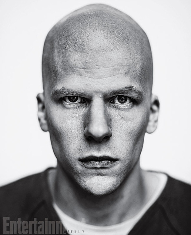 lex-luthor batman vs superman bald new image 2015