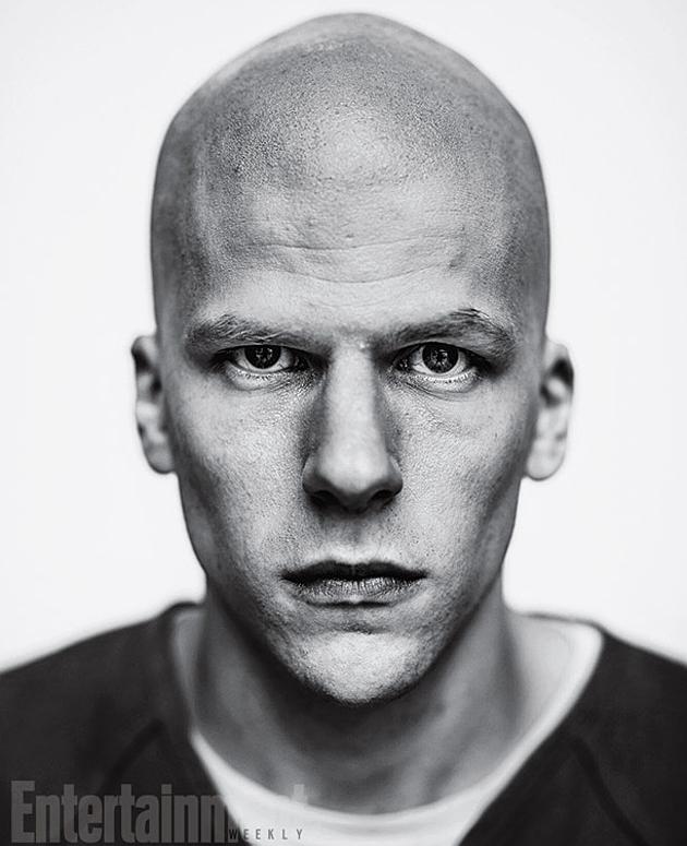 lex-luthor batman vs superman bald new image 2015
