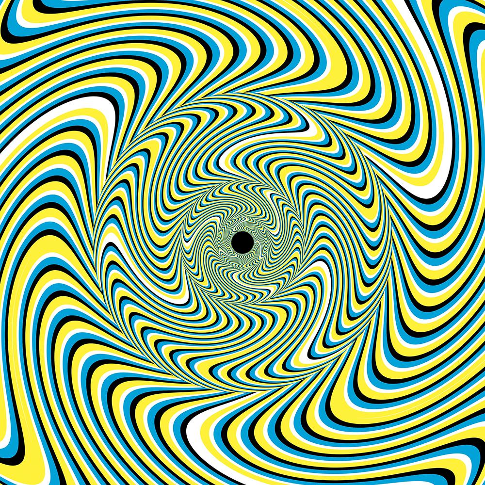 optical illusion 20 (crazy eyes)
