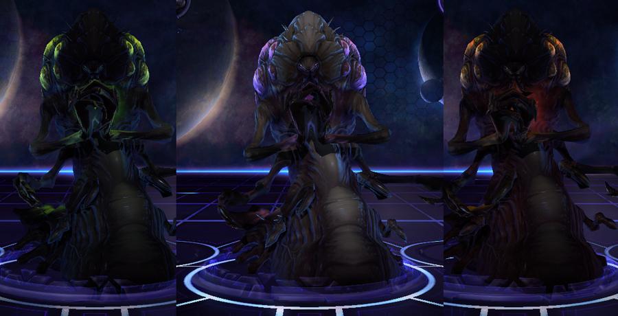 heroes storm Abathur skins default