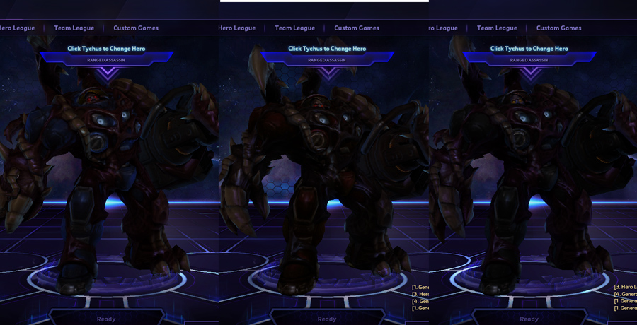 heroes storm Tychus skins infested