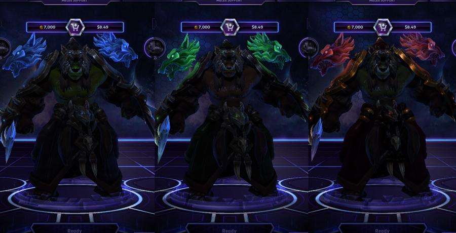 heroes storm rehgar skins master
