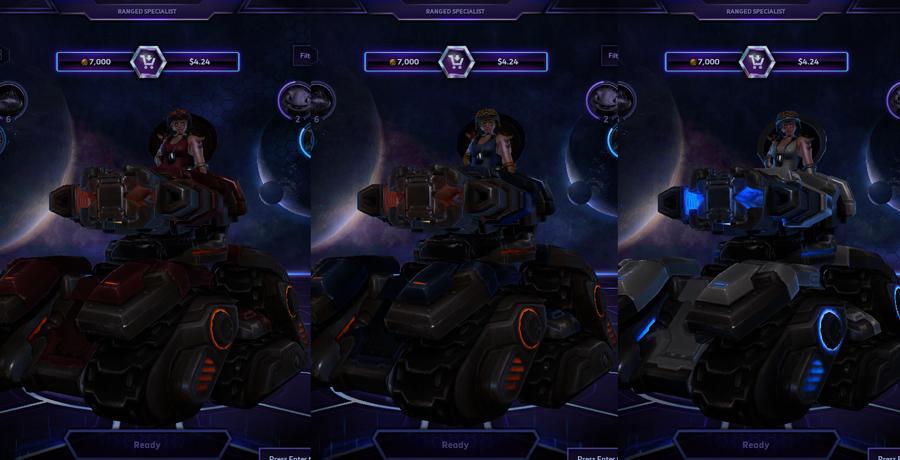 heroes storm sgt hammer skins default