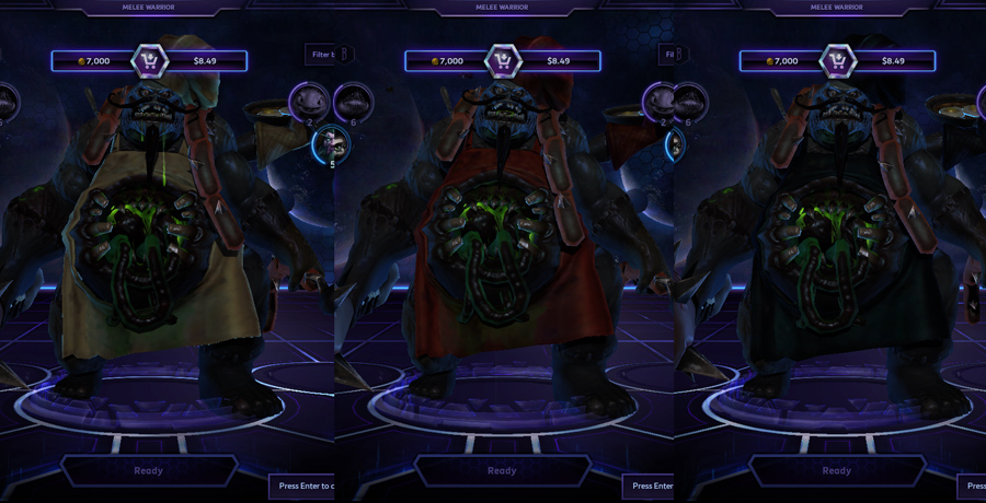 heroes storm stitches skins chef