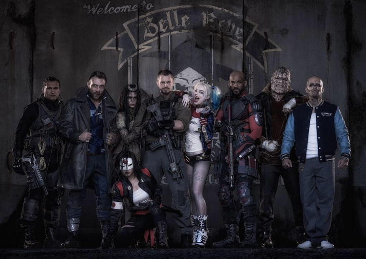 suicide squad group pic dc movie image