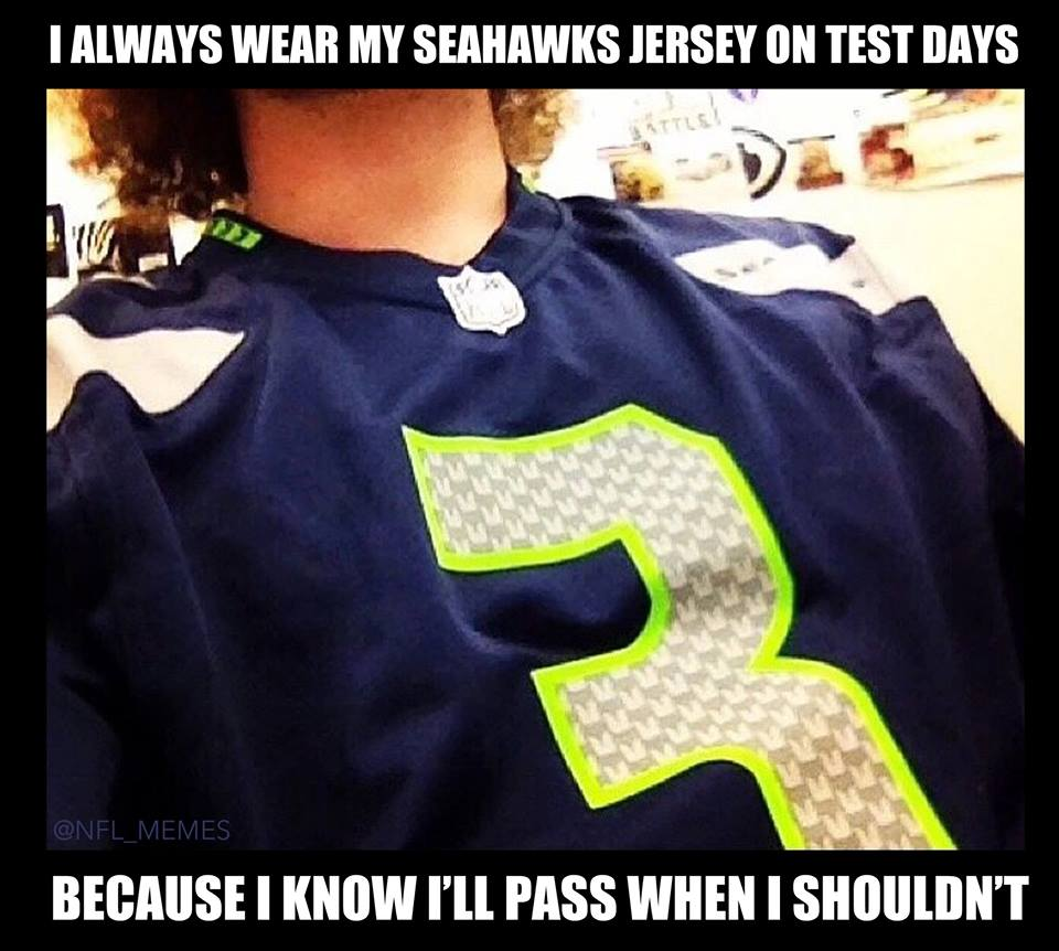 football meme 003 seahawks pass when shouldnt