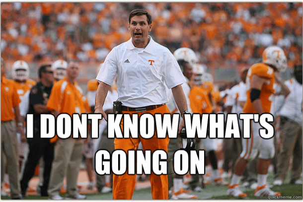 football meme 007 dont know whats going on
