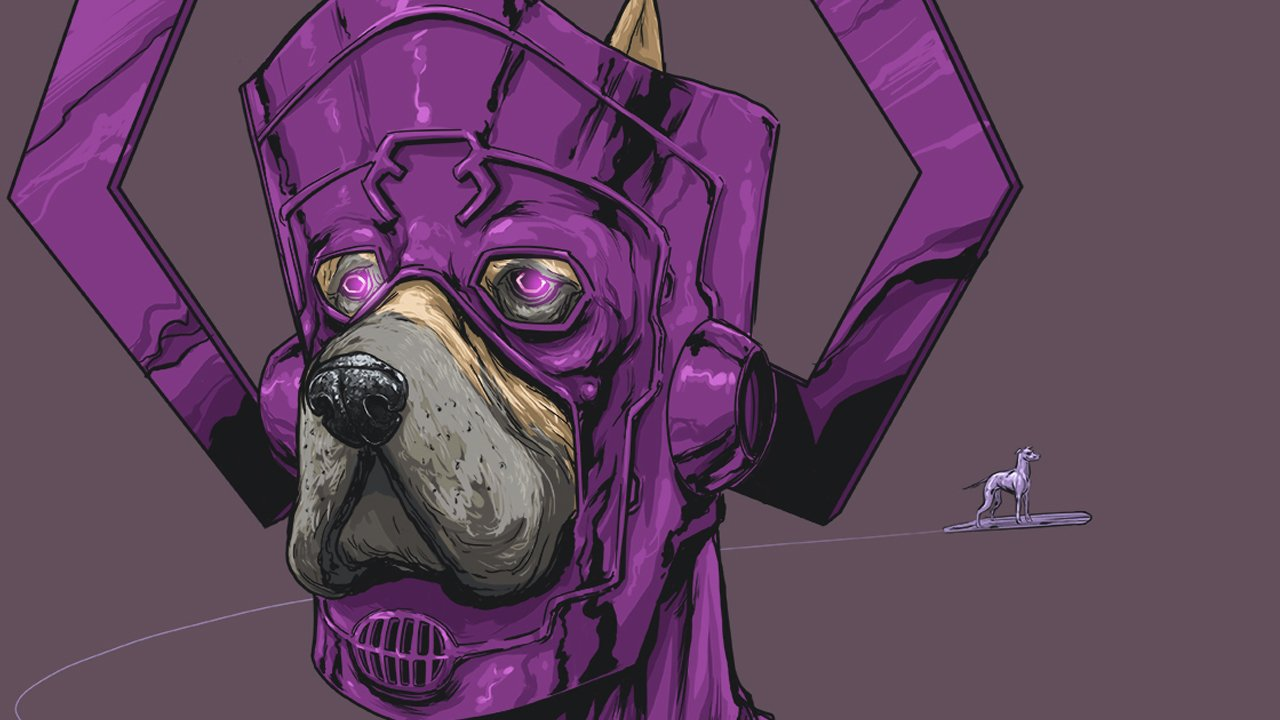 josh lynch marvel dogs 002 galactus