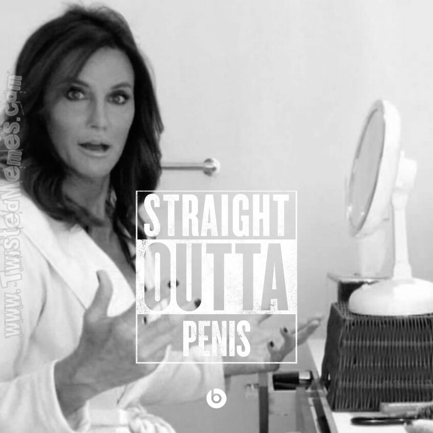 straight outta memes 014 caitlyn jenner penis