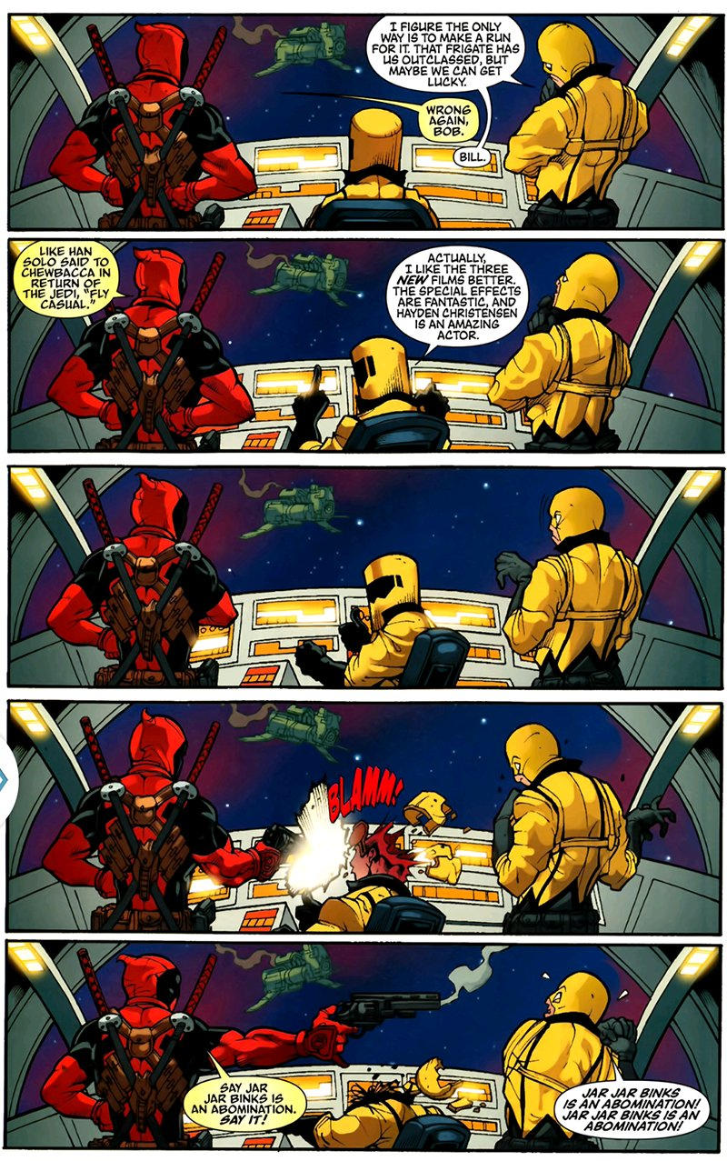 best-moments-of-deadpool-comics-001-jar-jar-binks