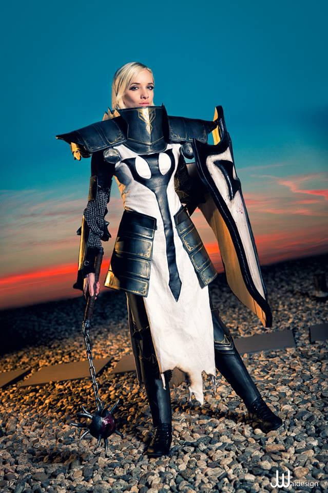 Diablo 3 Crusader Cosplay