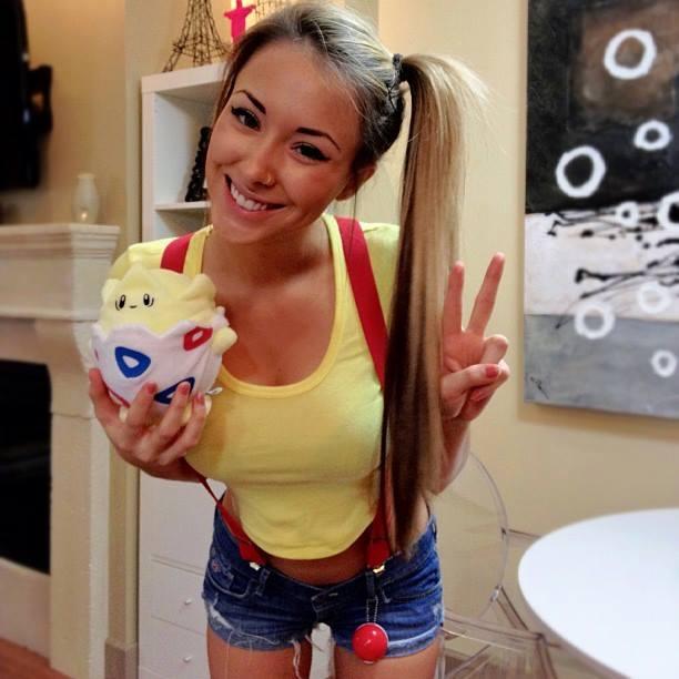 Pokemon Cosplay Girls 014 Togapi Misty