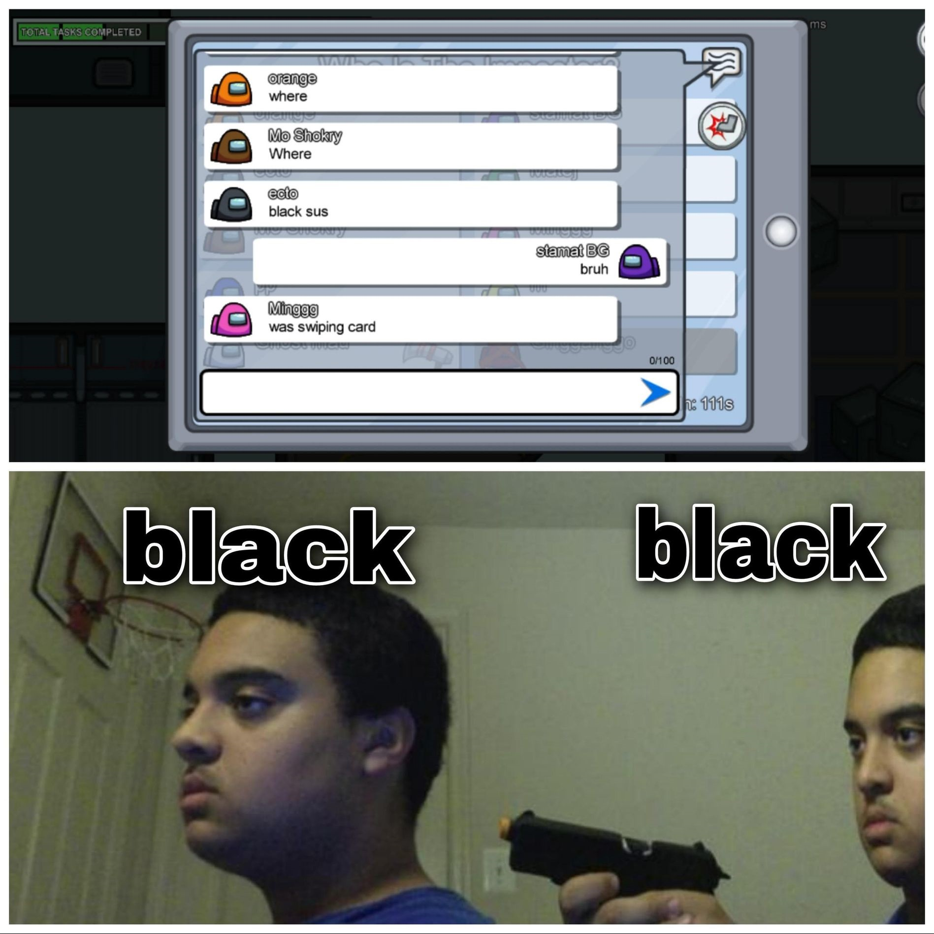 among-us-meme-black-where-black-sus-bruh - Comics And Memes