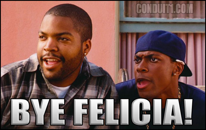 bye felicia 001 friday ice cube comment reply meme bye felicia memes comics and memes