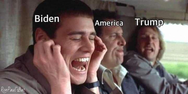 presidential-debate-2020-memes-biden-america-trump-dumb ...