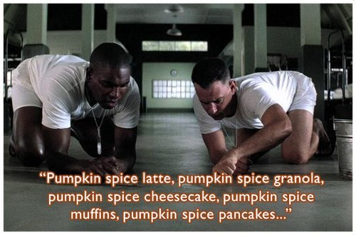 Pumpkin Spice Meme 011 Forrest Gump Comics And Memes