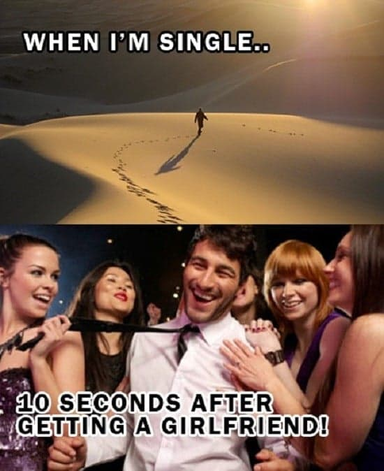 Meme single life Funny Memes