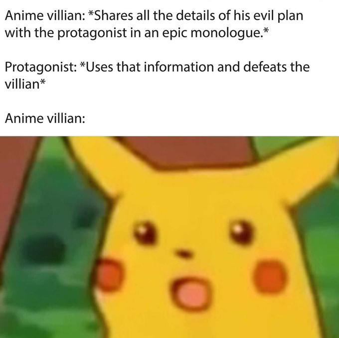 surprised pikachu meme comics and memes